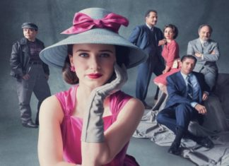 The Marvelous Mrs. Maisel web series