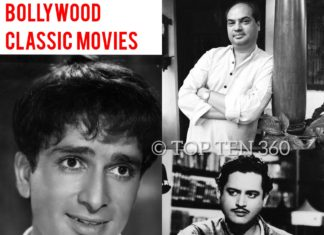 Bollywood classic films