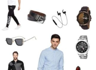 top 10 accessories for men