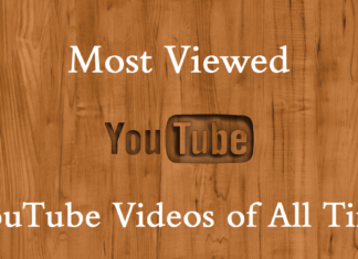 most viewed youtube videos